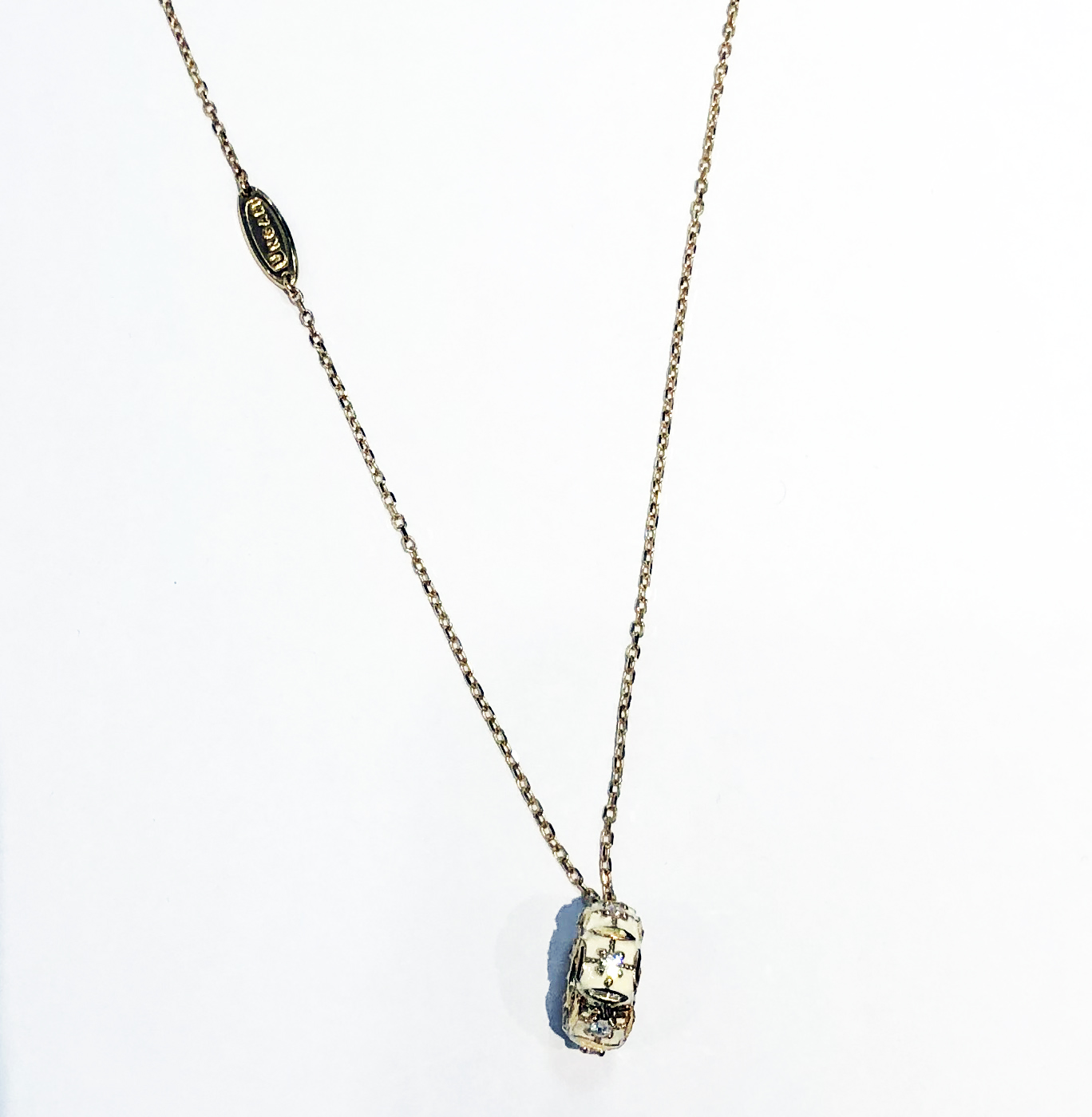 Lorenzo Ungari NECKLACE YELLOW GOLD, CL S 0540